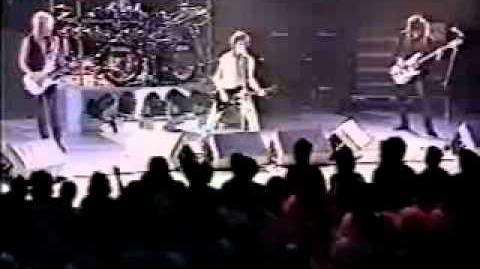 Andy Taylor Live In Japan 1987 11 I Might Lie