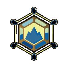 ГИМ покемонов-ледников Iceberg_Badge