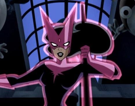 Carol Ferris (DC Animated Universe) - DC Movies Wiki