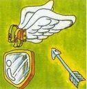 Artwork de los Tres Tesoros Sagrados en Kid Icarus.jpg