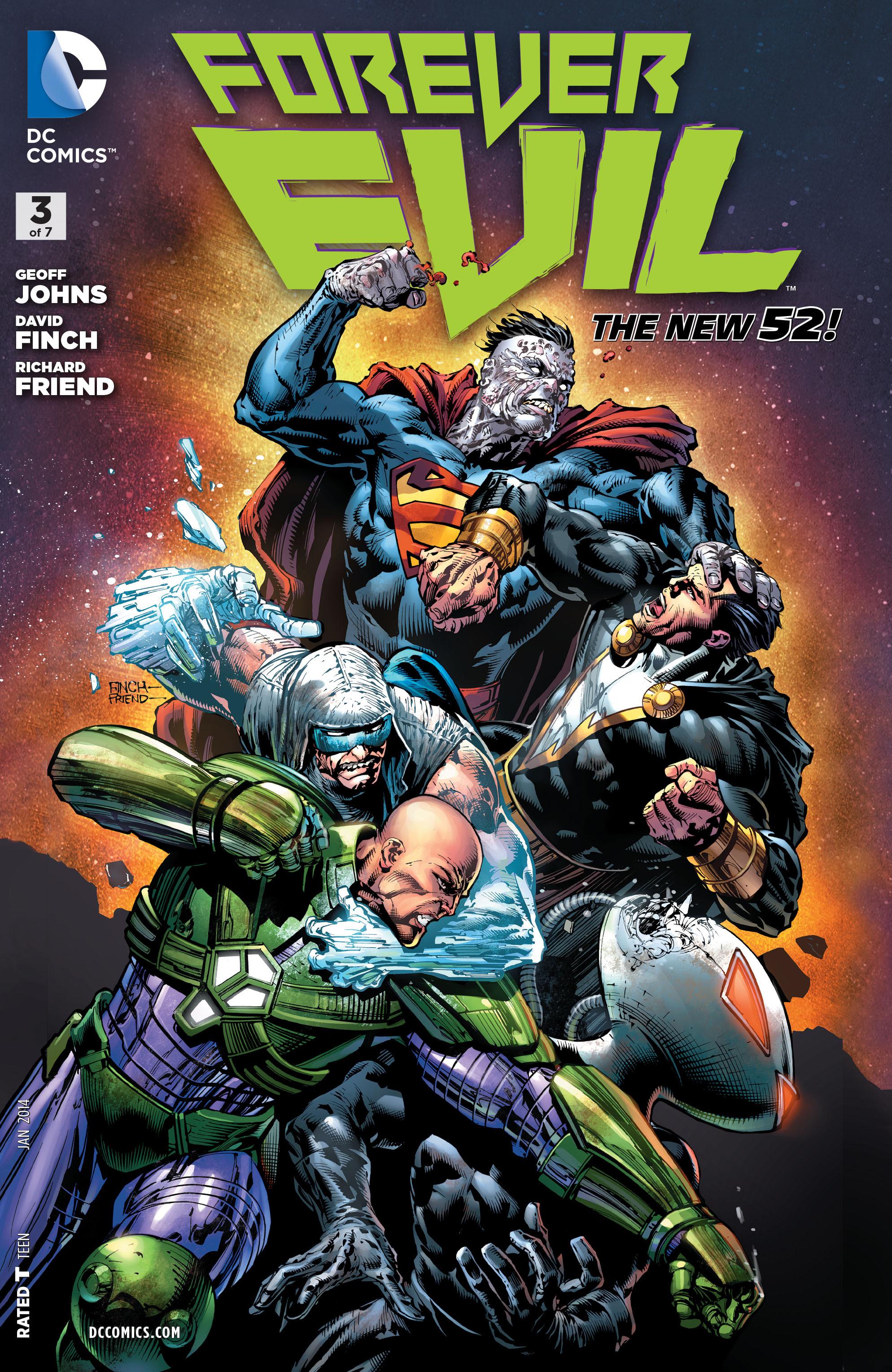 forever evil vol 1 3 dc comics database