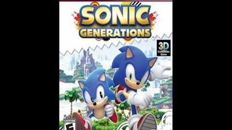 Crisis City Act 2 (Modern) (Sonic the Hedgehog (2006)) (from Sonic Generations)