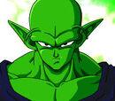 Piccolo vs Cell Semiperfecto