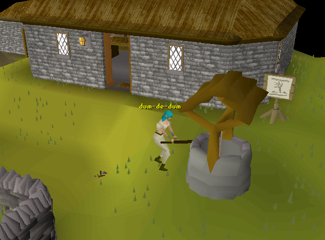 how to get tree seeds ironman 2007 scape
