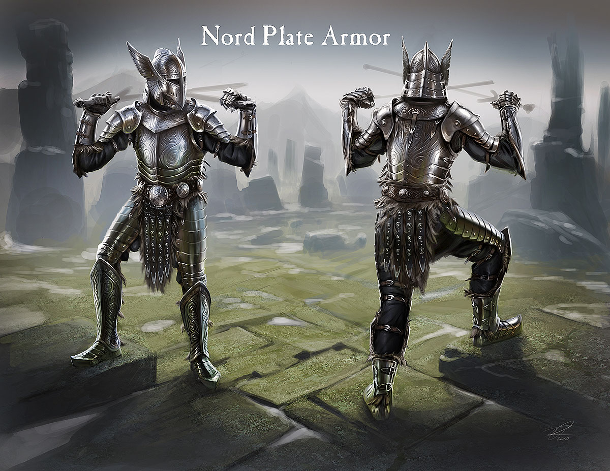 Plate Armor Plus Steel Plate Armor The Elder