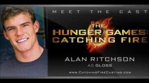 Catching Fire Tributes Cast Catching Fire Cast 2013