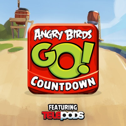 Angry Birds go Countdown