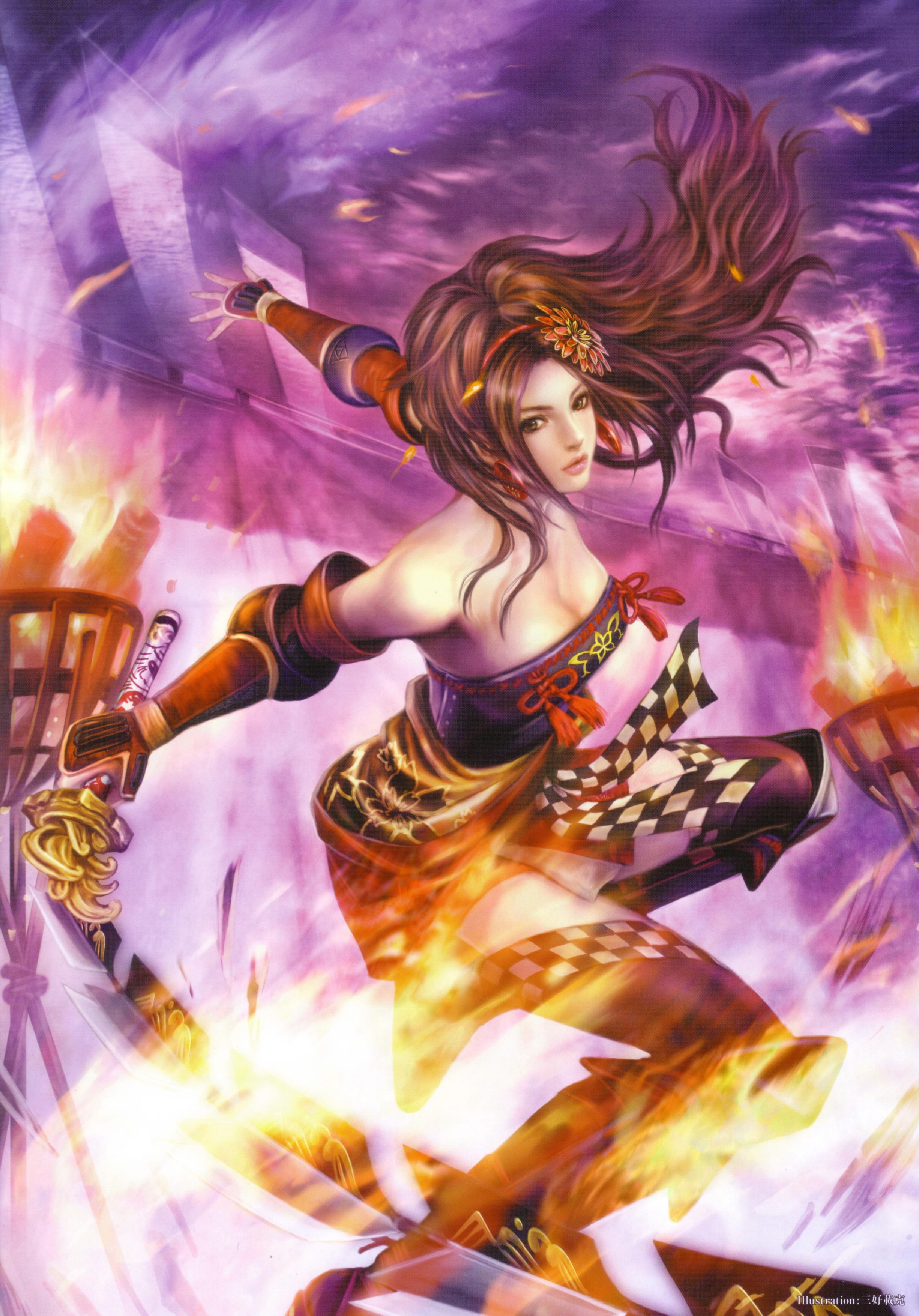 Kai - The Koei Wiki - Dynasty Warriors, Samurai Warriors ...