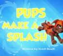 Pups Make a Splash's Pages