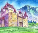 Lugares Dragon Quest I