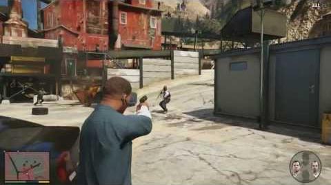 "GTA V - ""Wprowadzenie do świata Grand Theft Auto V"" PL"