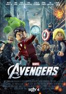 The avengers lego poster 2 9 34 мб