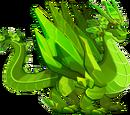 Dragón Esmeralda