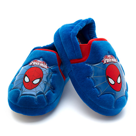 Marvel Spider-Man Slippers for Kids Red. by Marvel. $ $ 16 95 Prime. FREE Shipping on eligible orders. Some sizes are Prime eligible. 4 out of 5 stars 1. Product Description slip on slippers spiderman. Marvel Spider-Man Toddler Boys' Red and Blue Slippers. by BBC International LLC. $ - $ $ 14 $ 19 99 Prime.