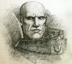 Lorgar Aurelian sketch