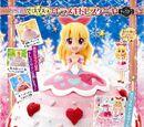 Aikatsu! Glittering Dress Cake