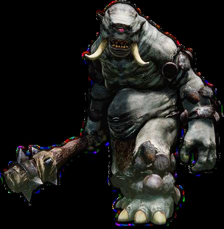 Cyclops - Non-alien Creatures Wiki