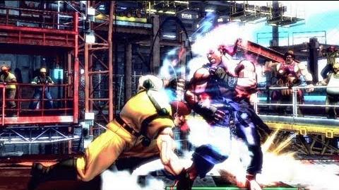 PS3 Xbox360 AC『ULTRA STREET FIGHTER IV』ULTRA Special Trailer 2
