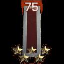 Rank 75