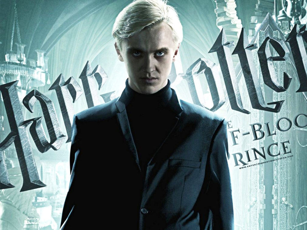 With you Harry potter draco malfoy simply