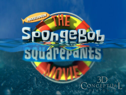 the spongebob squarepants movie logopedia the logo and