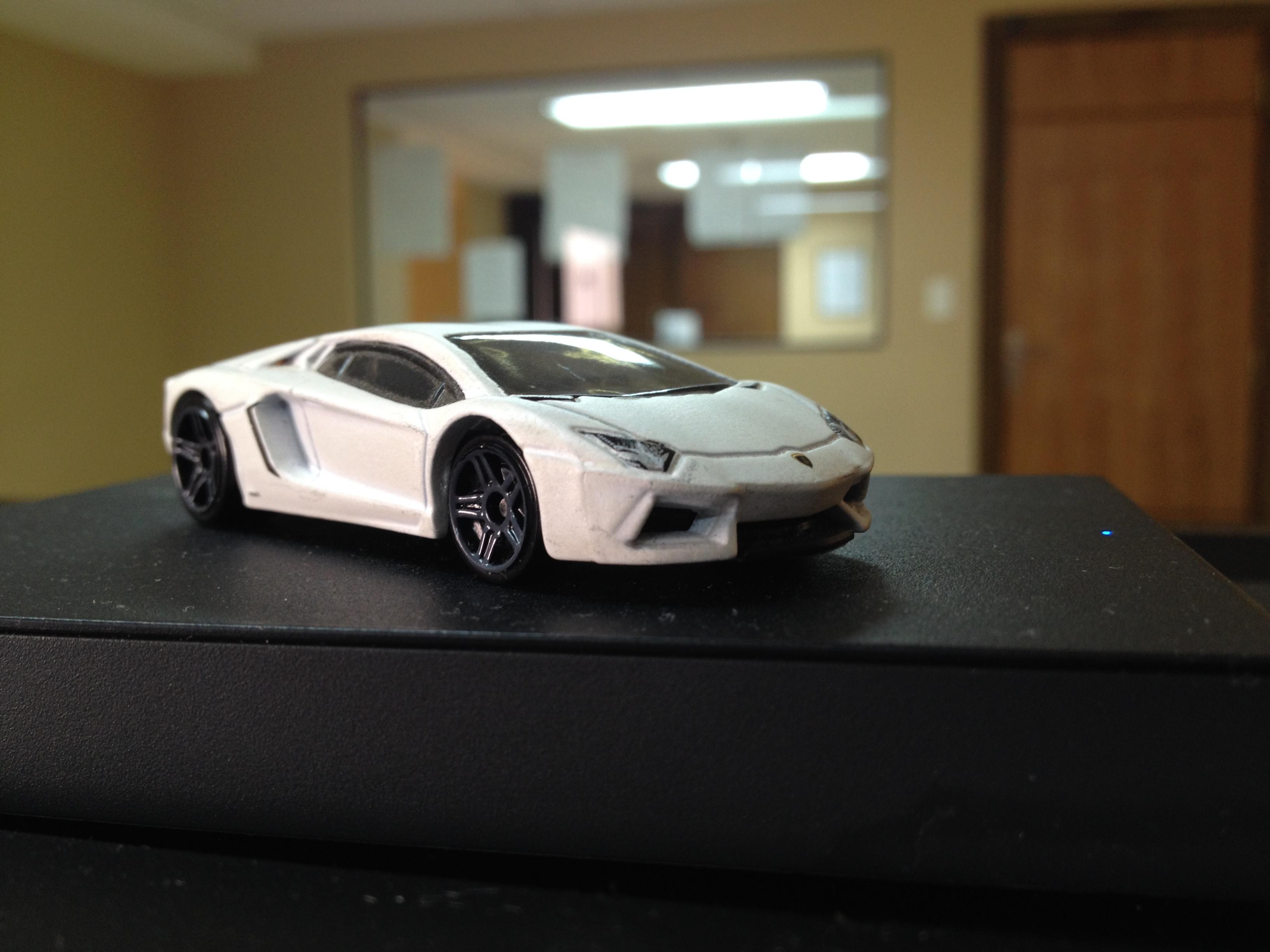 Image - Lamborghini Aventador White.JPG - Hot Wheels Wiki