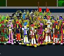 Dragoon Valor Knights