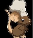 Ratón con Sombrero de chef.png