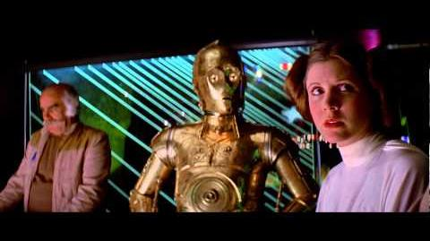 Star Wars Episode IV A New Hope - Battle of Yavin