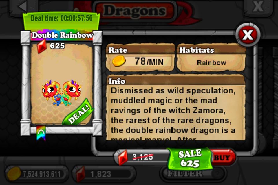 Mud Dragon Dragon Vale