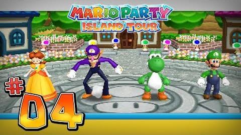 Mario Party Island Tour - Perilous Palace Path - Part 1 2