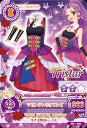 Tristar Magenta Trio Coord Aikatsu Wiki