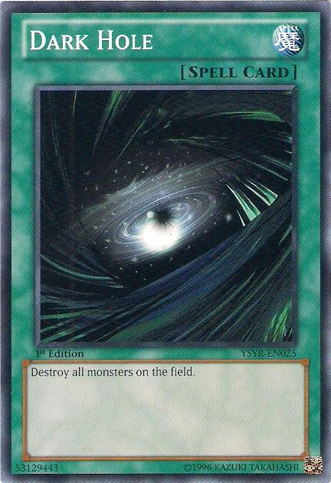 yu gi oh! black hole shield - photo #13