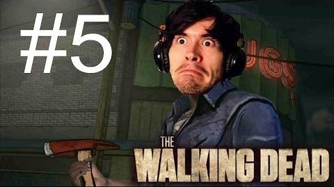 ADIOS CHINO The Walking Dead Parte 5