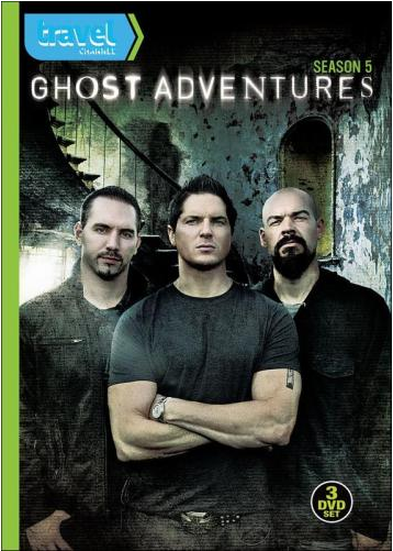 Ghost Adventures Season 5 Dvd Ghost Adventures Wiki