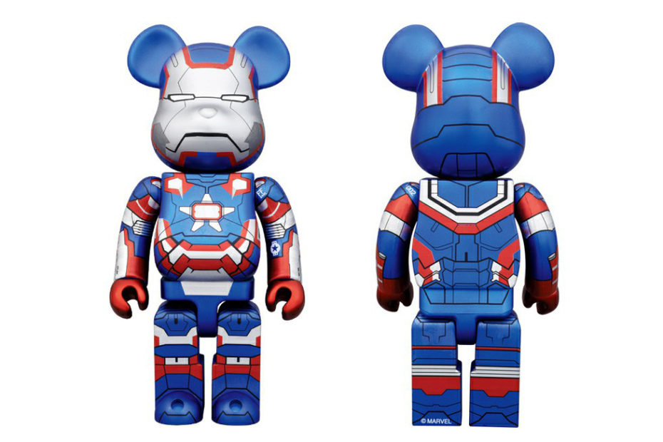 Iron Patriot Armor Iron Patriot Vinylmation