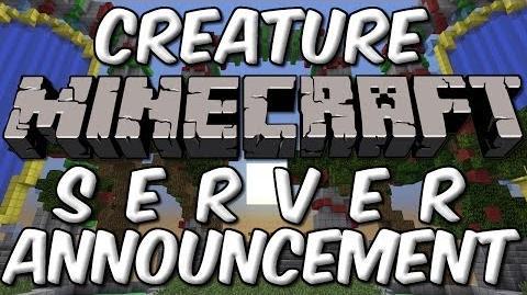 Creature Minecraft Server