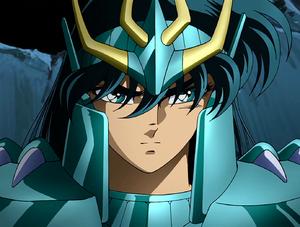 Dragón Shiryuu