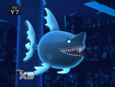 Ghost Shark - Pac-Man and the Ghostly Adventures Wiki
