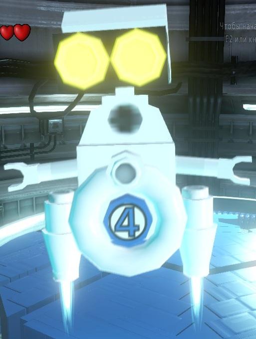 H.E.R.B.I.E. - LEGO Marvel Superheroes Wiki