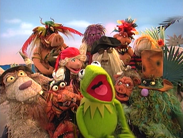 Muppet Treasure Island Let The Good Shine Out