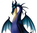 Malévola (forma de Dragão)
