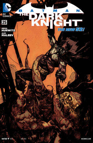 [DC Comics] Batman: discusión general 300px-Batman_The_Dark_Knight_Vol_2_25