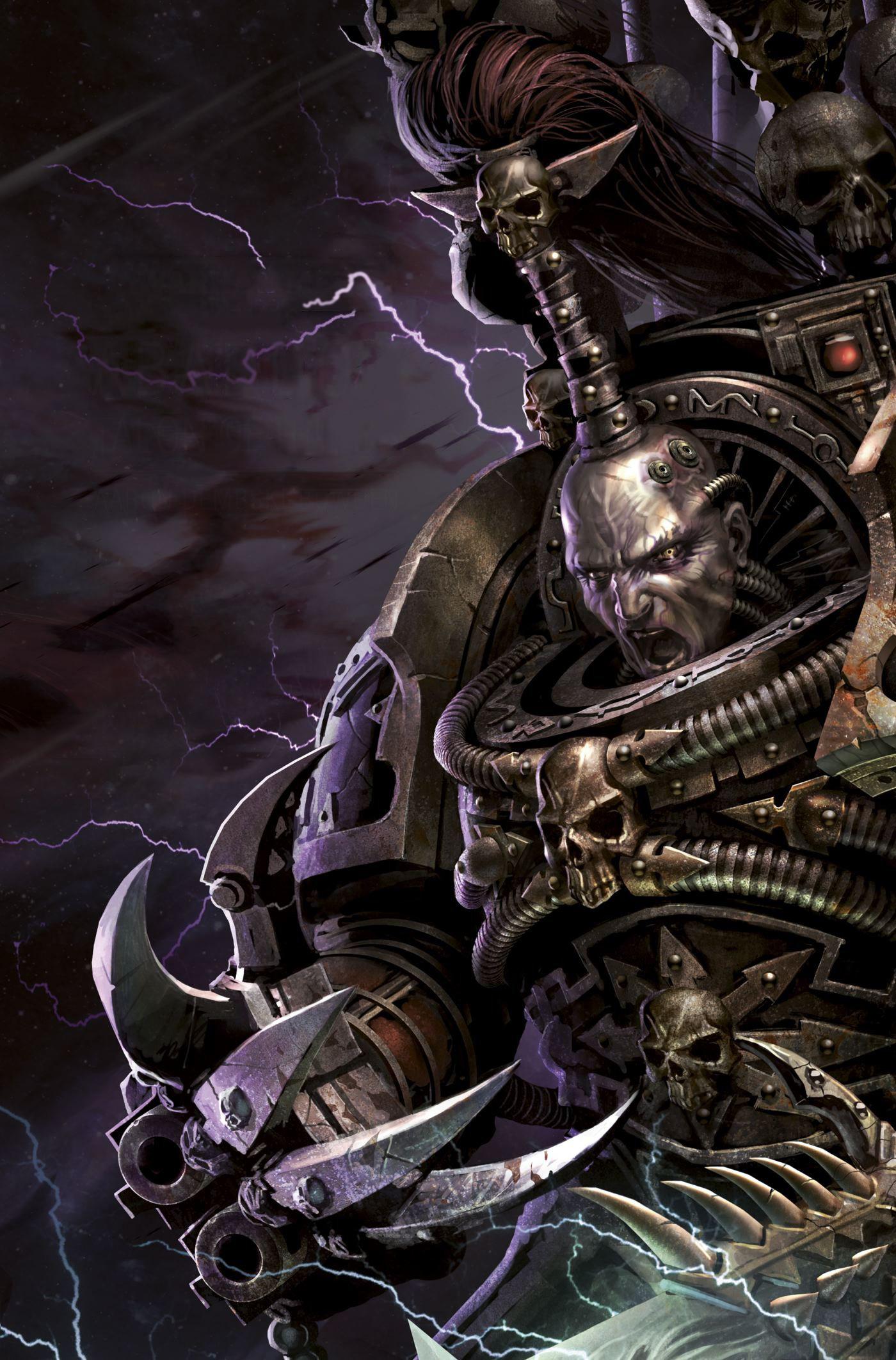 Abaddon - Warhammer 40K Wiki - Space Marines, Chaos ...  Abaddon - Warha...