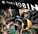 All Star Batman and Robin, the Boy Wonder (Collected)