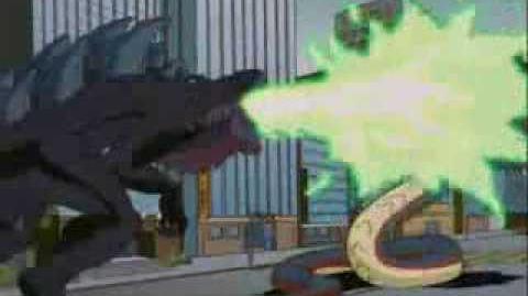 GODZILLA® THE SERIES (1998-2000) - Kabillion Commercial