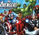 MARVEL COMICS: Ultimate Marvel Universe (Avengers Assemble)