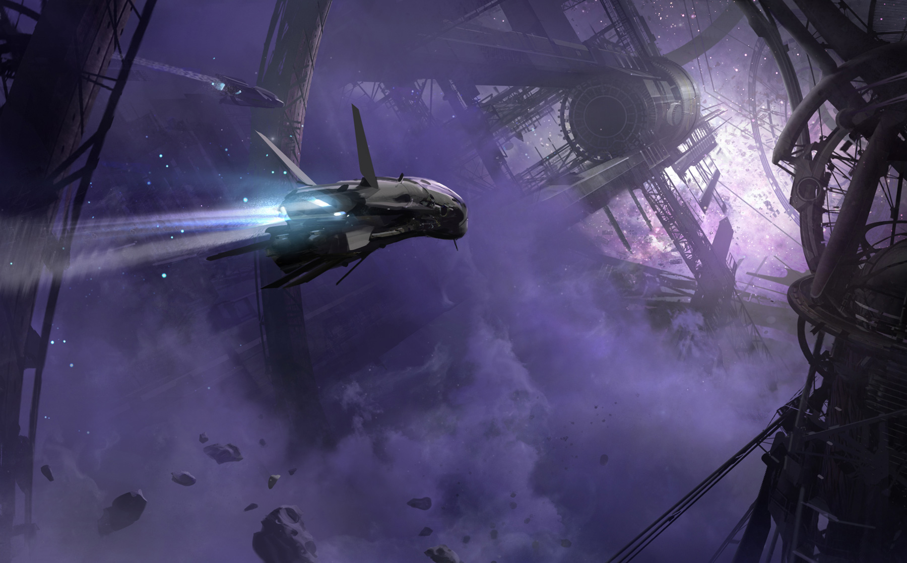 Destiny 2: WARMIND SECRETS & DREADNAUGHT! Queen of the ...