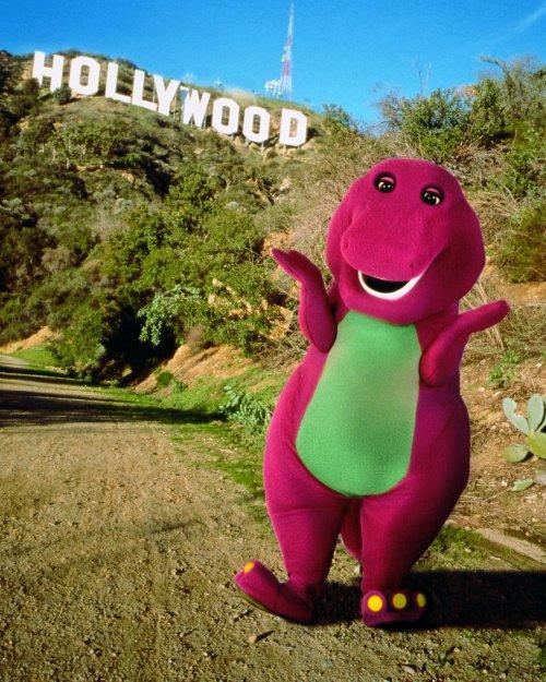Barney Through The Years Barney Wiki
