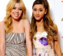 Ariana y Jennette